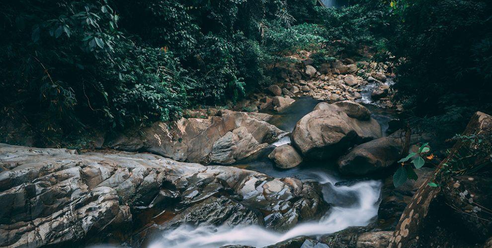 Photo: Vaangkakon Waterfall