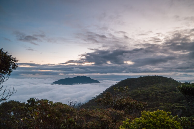 Photo: Mount Trusmadi