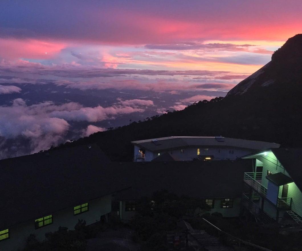 Photo: Pendant Hut, Mount Kinabalu, Sabah