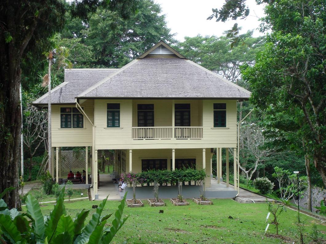 Photo: Agnes Keith House, Sandakan
