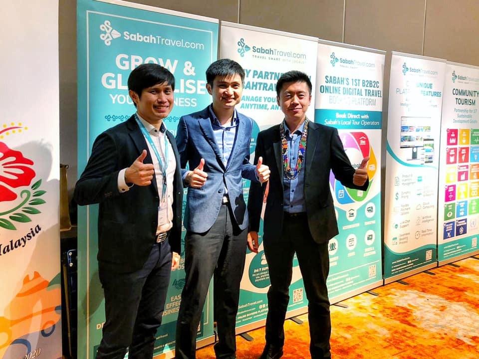 Photo: SabahTravel.com Leaders