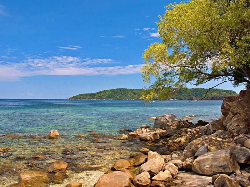 Photo: Mamutik Island