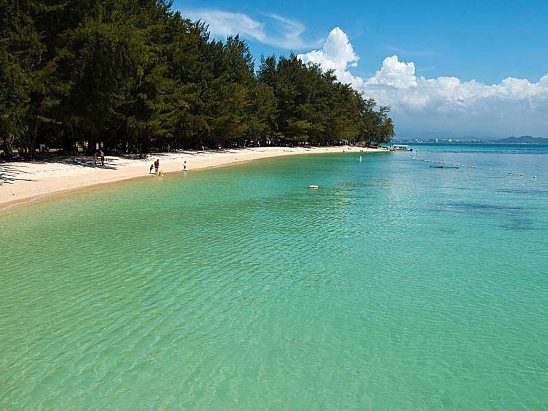 Photo: Manukan Island