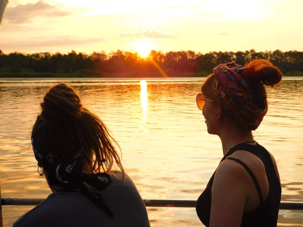 Photo: Weston / Kinabatangan River Cruise
