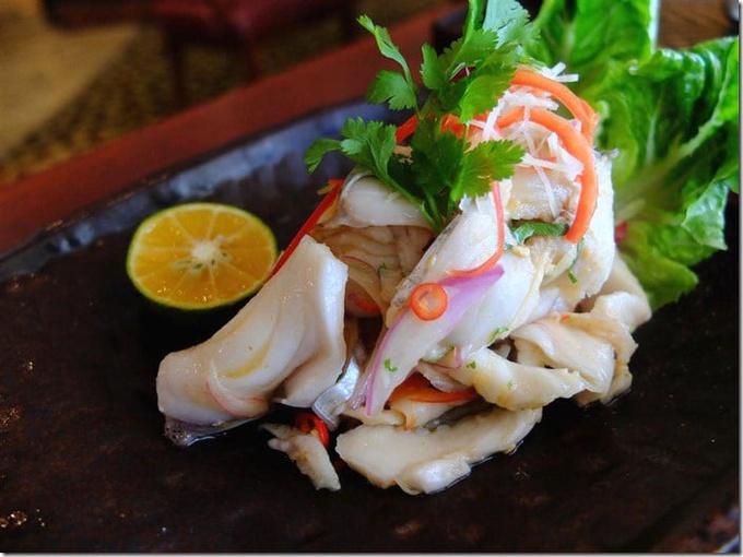 Photo: Latest Recipe, Le Meridien Hotel Food