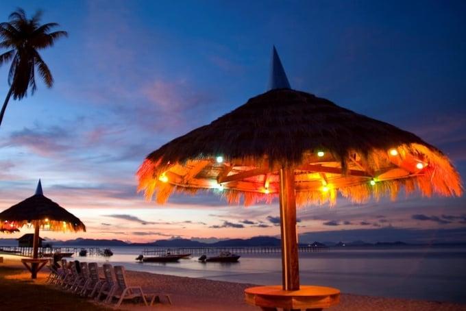 Photo: Mabul Island, Semporna, Sabah