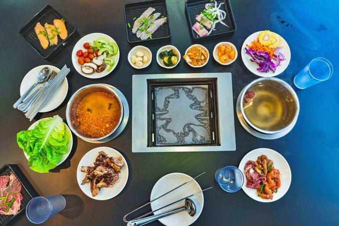 Photo: Seoul Garden Food