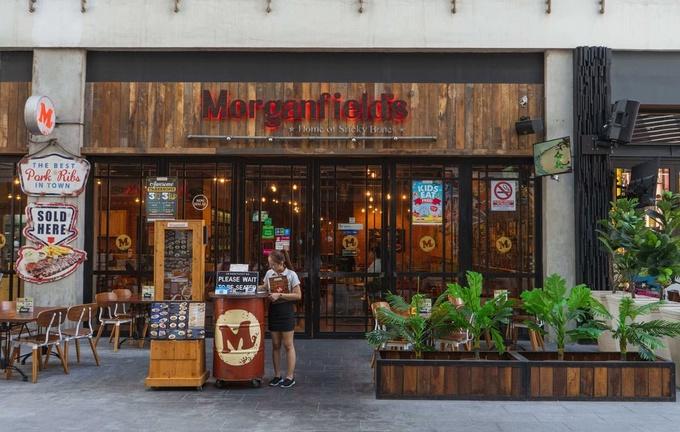 Photo: Morganfield's Imago