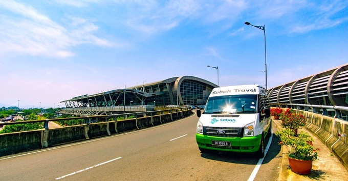 Photo: SabahTravel Bas Persiaran - Airport Transfer