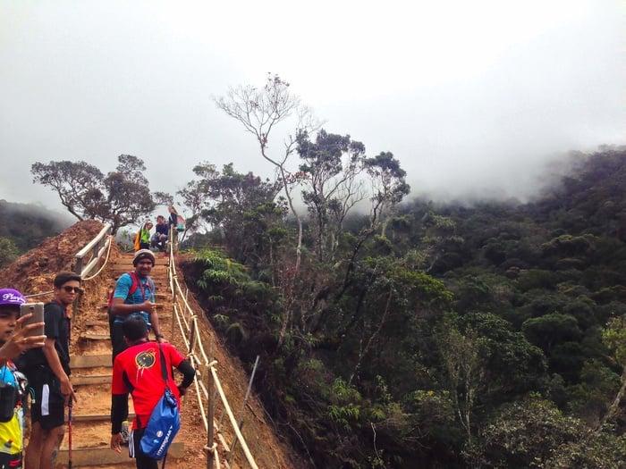 2D1N Mount Kinabalu Climb