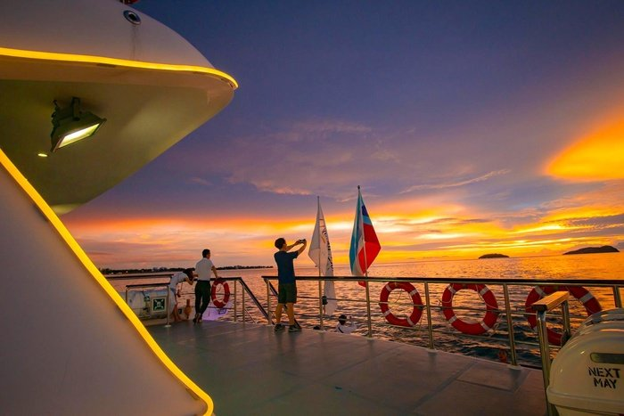3D2N Sutera Harbour Resort Stay with Sunset Dinner Cruise