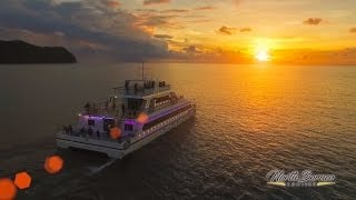 Sunset North Borneo Cruise